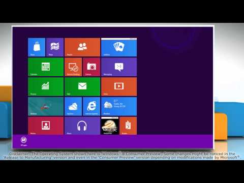 How to Turn ON and Off Filter Keys in Windows® 8