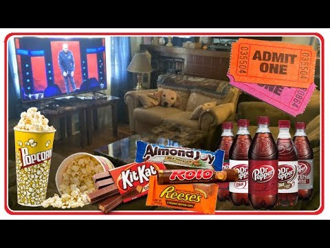 PLANNING A MOVIE NIGHT ON THE CHEAP ! Extreme Couponing For Party Favors !