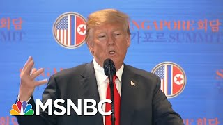 President Donald Trump's History Of Praising Dictators And Bad Mouthing Allies | Hardball | MSNBC