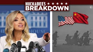 BREAKDOWN: Did China Just Threaten US With COLD WAR? & McEnany TEARS APART The Media | Huckabee