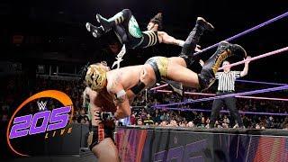 Kalisto & Mustafa Ali vs. Enzo Amore & Ariya Daivari: WWE 205 Live, Oct. 10, 2017