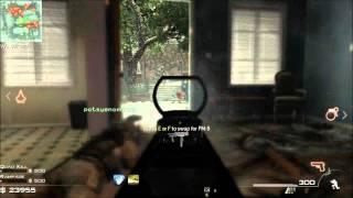 Call of Duty Modern Warfare 3 Survival Mode Underground Wave