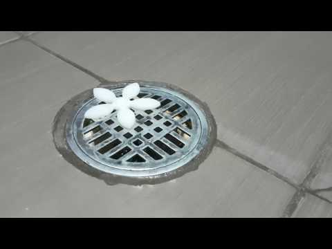 Shower Drain Hair Catcher Installation and Review