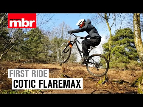 Cotic FlareMax | First Ride | MBR Magazine