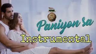 Atif Aslam - Paniyon Sa    INSTRUMENTAL Version    Satyameva Jayate    Piano Cover    BasserMusic