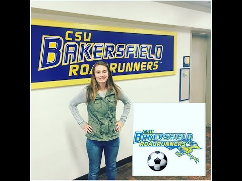 14 YEAR OLD  verbally commits to a DIVISION 1 college soccer program