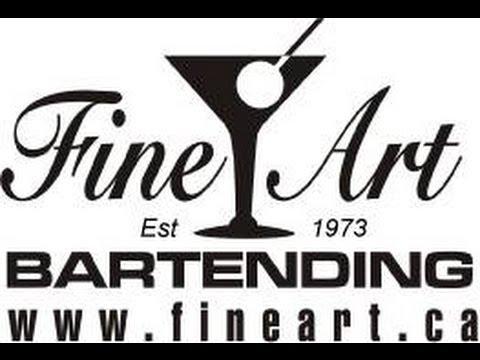 Daily GEMS Video Blog - Fine Art Bar Tending Class