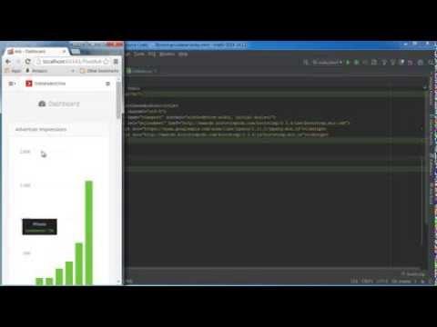 Bootstrap Tutorial for Beginners - 10 - Sidebar Menu