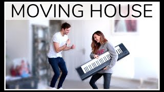THE MOVING HOUSE VLOG | Niomi Smart
