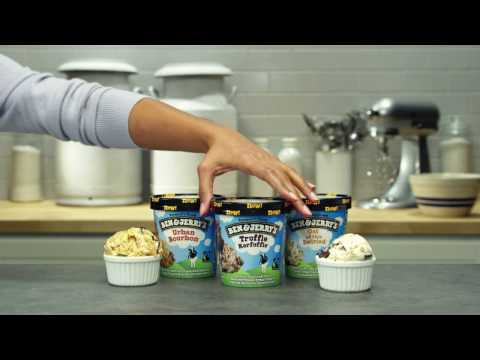 Three New Flavors for 2017 | Ben & Jerry's