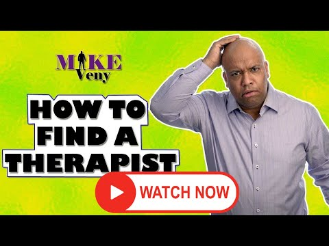 How to Find a Good Therapist - Transforming Stigma™