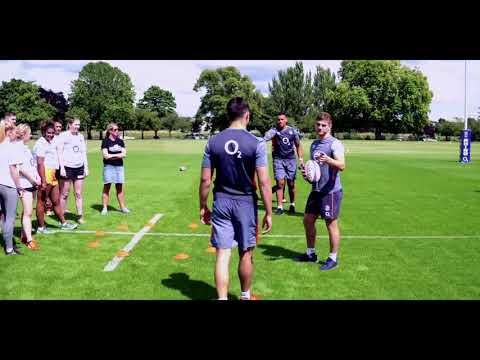 Go Think Big teams up with O2 and England Rugby
