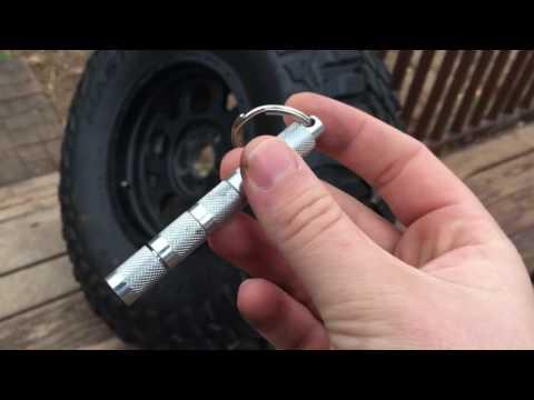 Teraflex tire deflators