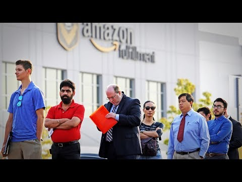 Amazon Swimming In Taxpayer Subsidies, Pays Food Stamp Wages