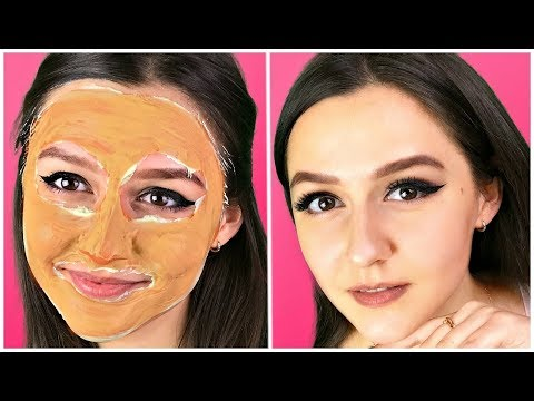 How To Get Crystal Clear, Glowing, Bright & Fair Skin Naturally - DIY Beauty Hacks By Vla Da