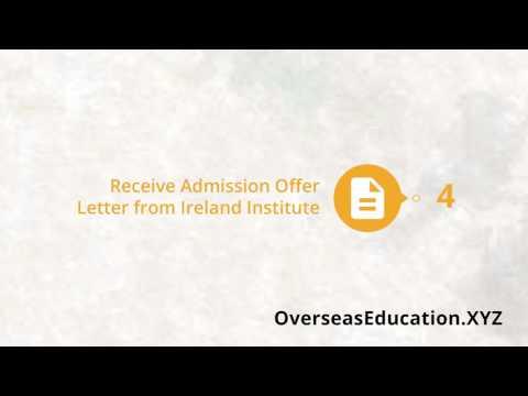 Ireland Student Visa Process l OverseasEducation XYZ