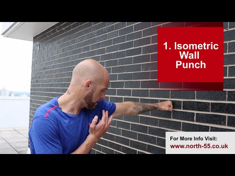 Strengthen Shoulders for Boxing   Increase Punching Power