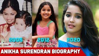 Anikha Surendren Biography, Family, Age, Boyfriend, Networth, Lifestyle and More