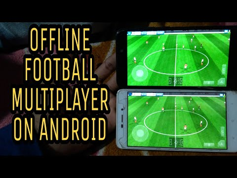 How to play Dream league soccer multiplayer on Android via Wifi