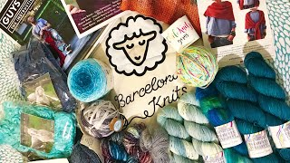 Barcelona Knits Festival - Sunday And Monday! A Babbles Travelling Vlog