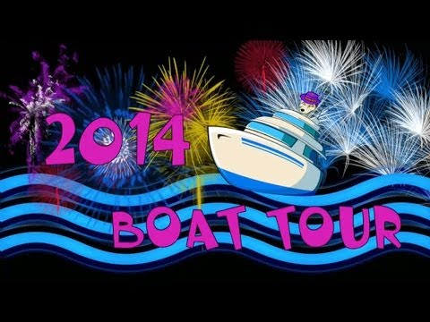 Trick2g 2014 Boat Tour