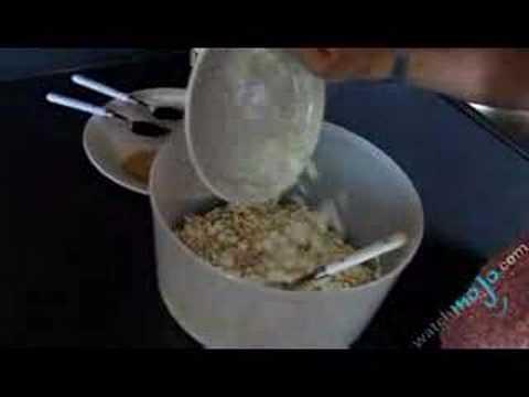 How to Make a Veggie Burger