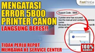 Canon ST4905 / G1000 G2000 G3000 Resetter