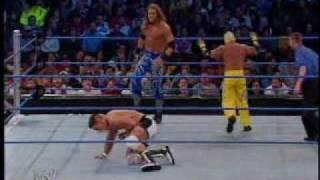 Matt Hardy and John Cena vs. Rey Mysterio and Edge