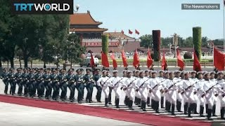The Newsmakers: China-Pakistan Economic Corridor