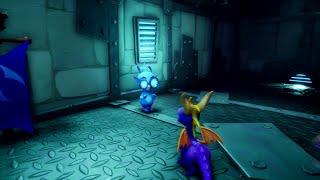 Spyro Reignited Trilogy Hurricos Level Gameplay