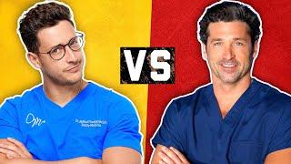 Real Doctor vs TV Doctor   Medical Drama Myths   Doctor Mike