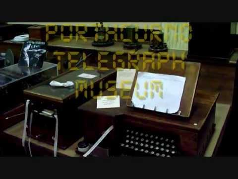 Communications History: Porthcurno Telegraph Museum.wmv