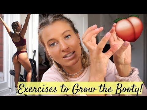 7 MUST DO EXERCISES TO BUILD A BOOTY
