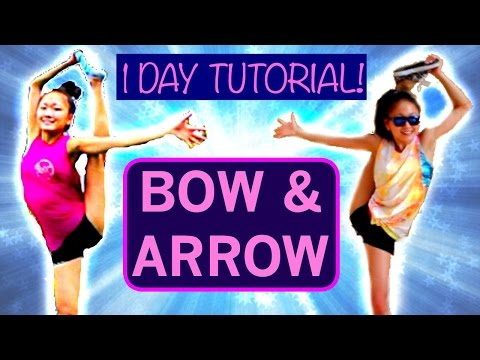 How to: BOW & ARROW in ONE DAY!