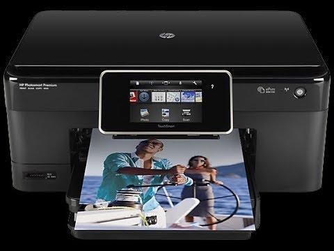 Hp Photosmart Premium C310A Printhead FIX