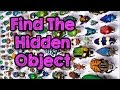 Can You Find The Object Hidden In Plain Sight?