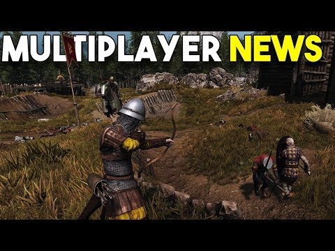 MULTIPLAYER Bannerlord Update! - NEW Game Modes, Scene Editor AND MORE!