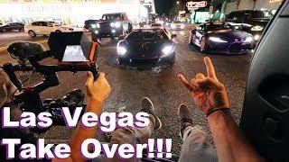 Taking Over Las Vegas With The Stradman!!! SEMA 2019