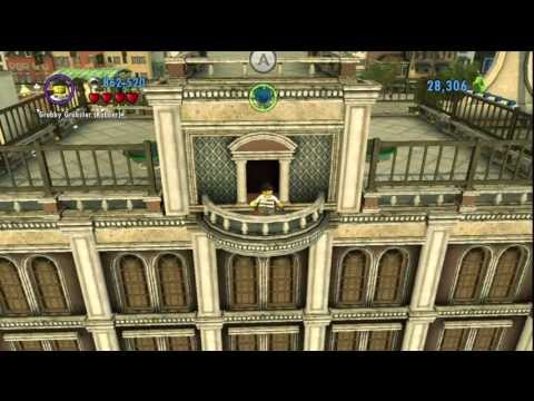 Lego City Undercover Chapter 9 Part 4 Dinosaur Repository