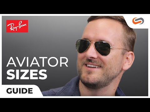 Ray-Ban Aviator Sizes: The Ultimate Guide | SportRx.com