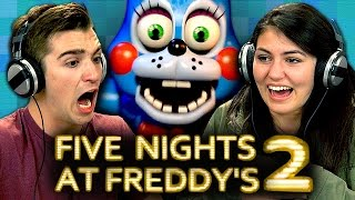 Download FIVE NIGHTS AT FREDDY'S 2 (Teens React: Gaming) Video