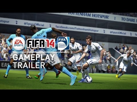 FIFA 14   Official E3 Trailer   Xbox 360, PS3, PC