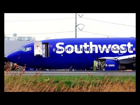 ATC Southwest Airlines 1380 Diverts to Philadelphia