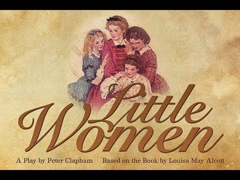 Little Women by Louisa May Alcott   Audiobook with subtitles   Part 1