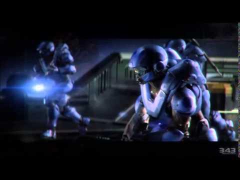 Halo 5 Guardians Soundtrack OST=Main Menu theme=