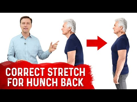The Correct Stretch For Hunch Back