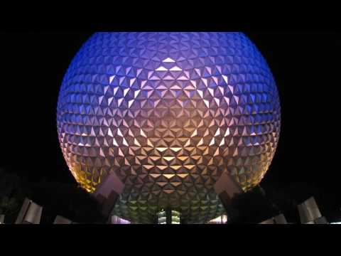 Epcot Entrance Music Loop Remastered (2016)