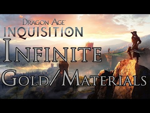 Dragon Age: Inquisition - Infinite Gold and Materials Dupe Glitch