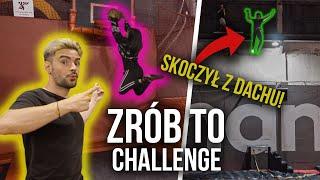Download ZRÓB TO CHALLENGE W PARKU TRAMPOLIN! *skoczył z dachu!* Video
