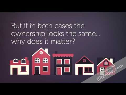 Whats the difference between a Joint Tenancy and Tenancy in Common?